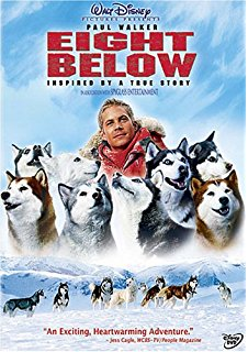 Eight Below On DVD