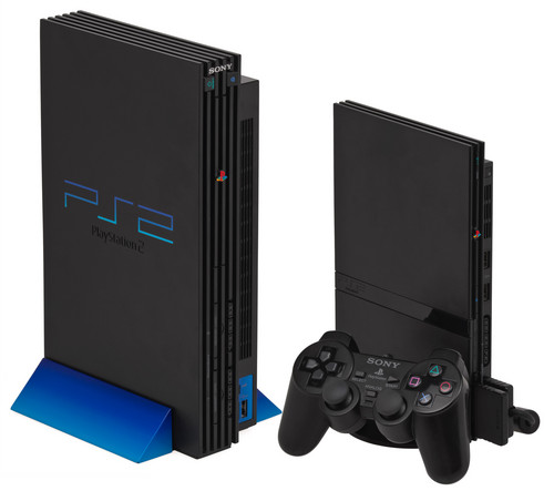 Video Games wallpaper entitled ★ PlayStation 2 Slim Thick ★