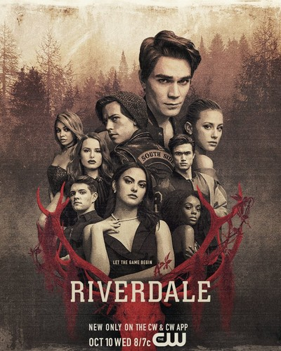 Riverdale (2017 TV series) wallpaper entitled 'Riverdale' Season 3 Promotional Poster