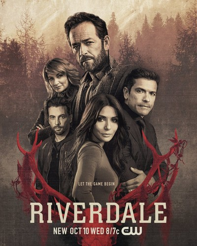 Riverdale (2017 TV series) پیپر وال called 'Riverdale' Season 3 Promotional Poster
