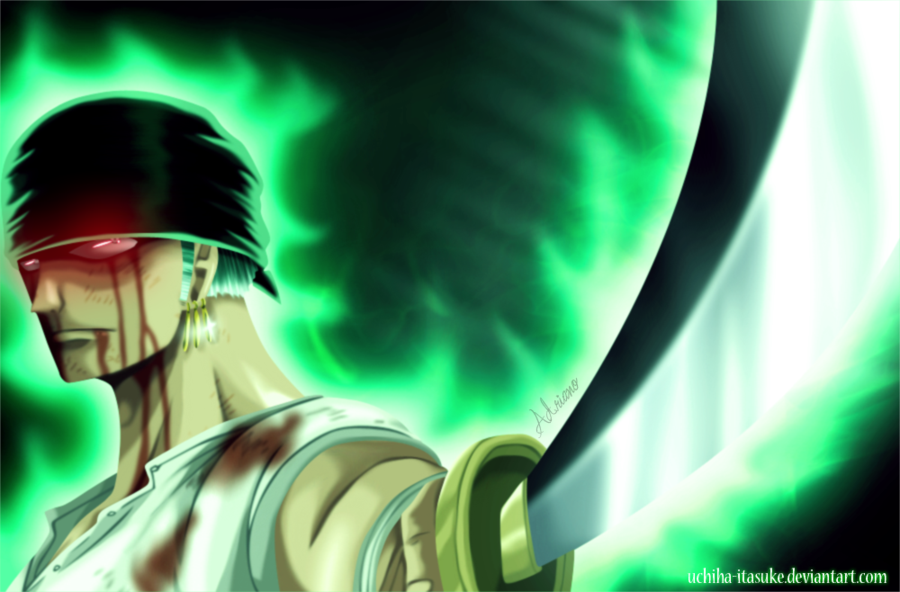 Anime Images Roronoa Zoro One Piece Hd Wallpaper And Background