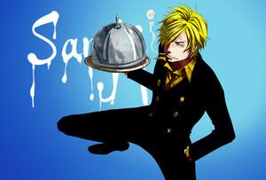 *Vinsmoke Sanji*