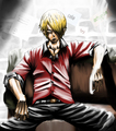 *Vinsmoke Sanji* - one-piece photo