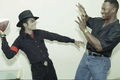 Hanging Out With Bo Jackson  - michael-jackson photo