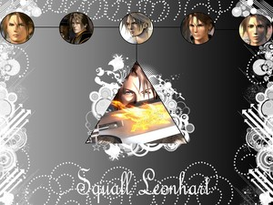 1600 by 1200 pyramid squall leonhart