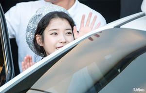 180714 IU at Yoon Mirae's buổi hòa nhạc