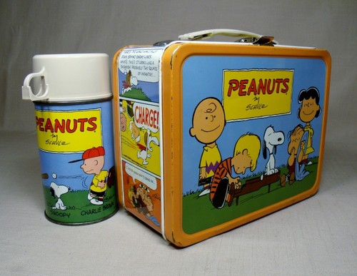 cherl12345 (Tamara) fondo de pantalla called 1959 peanuts Lunchbox And Thermos