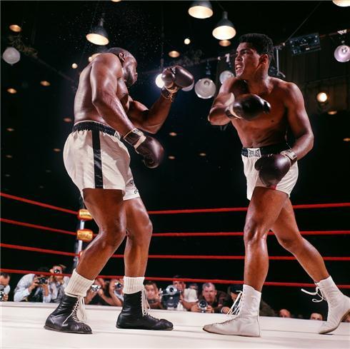 Cherl12345 Tamara Wallpaper Entitled 1964 Fight Muhammad Ali And Sonny Liston