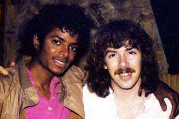 1982 Thriller Recording Session