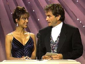 1995 Daytime Emmy Awards Eva LaRue John Callahan