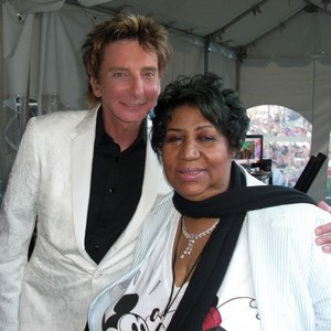 Aretha Franklin And Barry Manilow