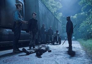 4x13 ~ Blackjack ~ June, Althea, Morgan, Sarah, Wendell and Jim