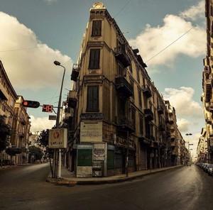 ALEXANDRIA EGYPT DOWNTOWN
