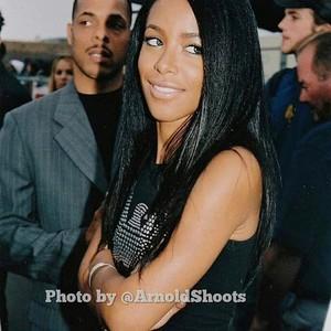 Aaliyah *Instagram*