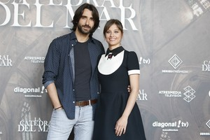 Aitor Luna and Michelle Jenner