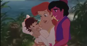 알라딘 and Ariel