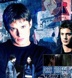 Alec(Jensen Ackles) featuring Max (Jessica Alba).