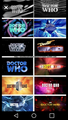 All logos 1963-2018 - doctor-who photo