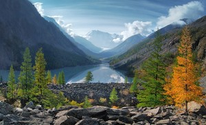 Altai Mountains, Russia