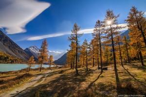 Altai Mountains, Russia