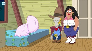 "American Dad ~ ""Blagsnarst, a amor Story"""