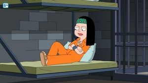 "American Dad ~ ""Faking Bad"""