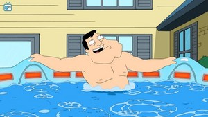 "American Dad ~ ""Hot Water"""