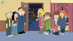 "American Dad ~ ""Hurricane!"""