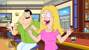 "American Dad ~ ""Introducing the Naughty Stewardesses"""