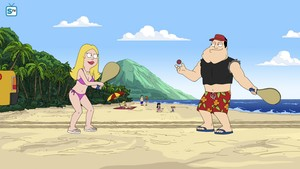 "American Dad ~ ""Killer Vacation"""