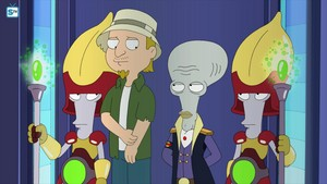 """American Dad ~ """"Lost in Space"""""""