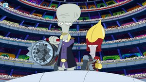 "American Dad ~ ""Lost in Space"""