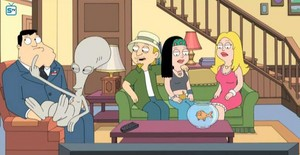"American Dad ~ ""Naked to the Limit, One zaidi Time"""