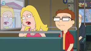 "American Dad ~ ""National Treasure 4"""