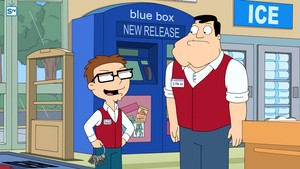 "American Dad ~ ""Permanent Record Wrecker"""