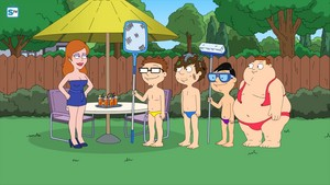 """American Dad ~ """"Roger Passes the Bar"""""""