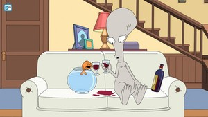 "American Dad ~ ""Rubberneckers"""