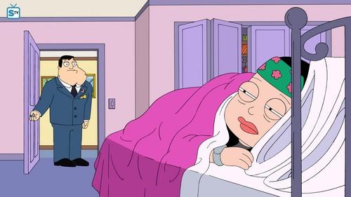 "renard dessins animés fond d'écran entitled American Dad ~ ""She Swill Survive"""