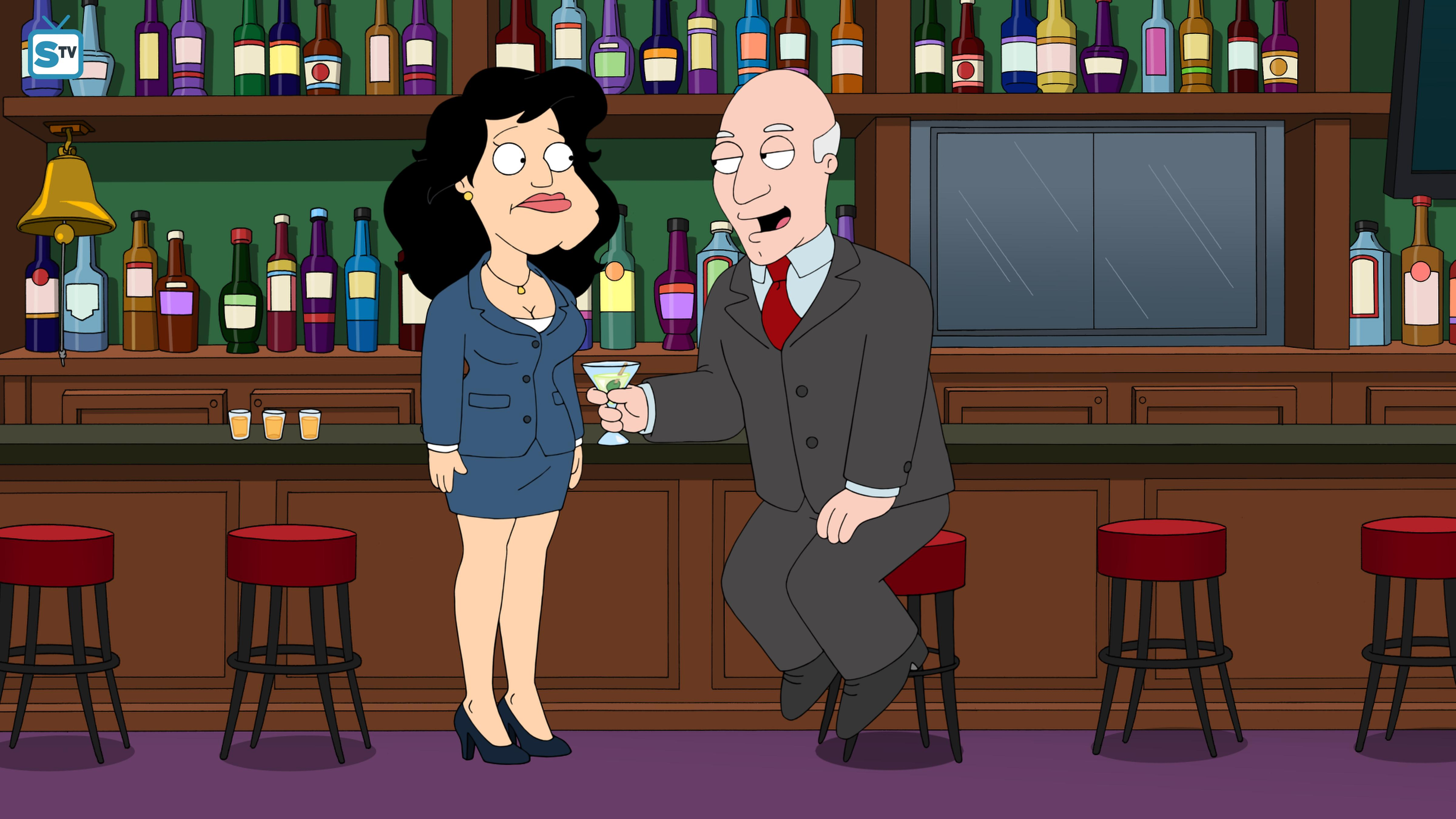 """American Dad ~ """"Stan Goes on the Pill"""""""