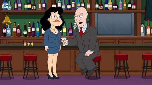"renard dessins animés fond d'écran called American Dad ~ ""Stan Goes on the Pill"""