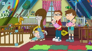 """American Dad ~ """"Steve and Snot's Test-Tubular Adventure"""""""