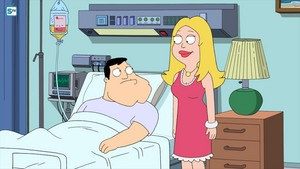 "American Dad ~ ""The Boring Identity"""