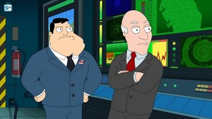 "American Dad ~ ""The Full Cognitive Redaction..."""