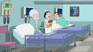 "American Dad ~ ""Vision: Impossible"""