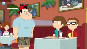 "American Dad ~ ""Why Can't We Be Friends?"""