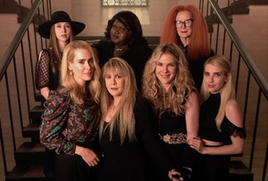 American Horror Story: Apocalypse (Season 8) - Coven Cast Reunion Picture