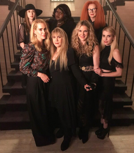 American Horror Story Season 8 Set Photos