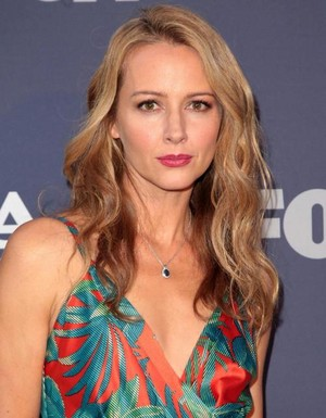 Amy Acker attends the 狐狸 Summer TCA 2018 All-Star Party