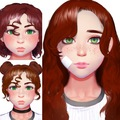 Anastasia through the Years - young-justice-ocs photo