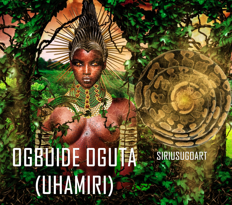 Sirius Ugo Art images Ancient Igbo African Goddess Ogbuide Uhamiri ...